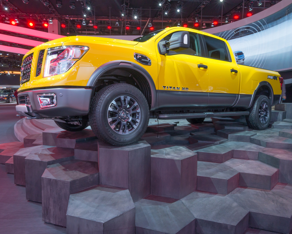 What S New About The 2016 Nissan Titan Uncategorized