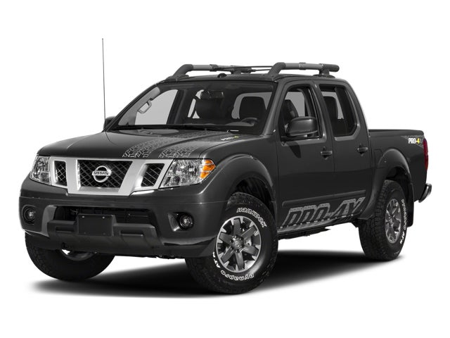 Great 2018 Nissan Frontier PRO 4X