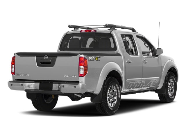 2018 Nissan Frontier Pro 4x In Albany Ny Destination