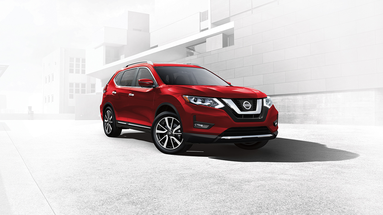 2017 Nissan Rogue Page Released